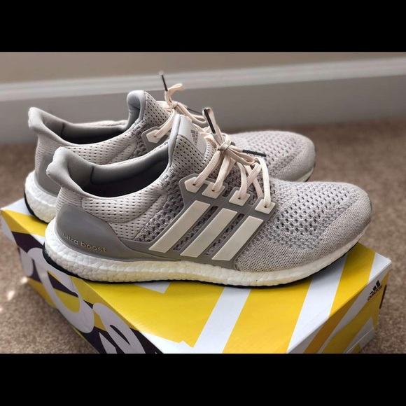 new product d9204 271ba Adidas Ultra Boost 1.0 Cream Chalk sz 13. M 5afbee9e46aa7c3035b91a05